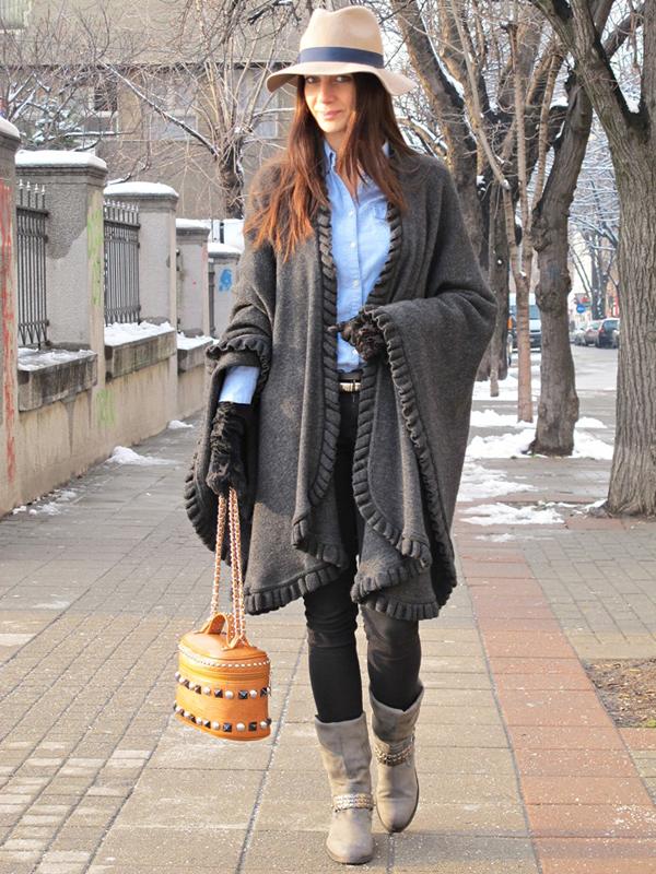 jovana 2 Modne blogerke: Februarska idila