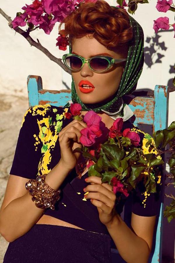luisa 1 L'Officiel Paris: Luisa Bianchin u elegantnom izdanju