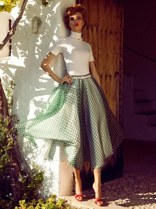 luisa 2 L'Officiel Paris: Luisa Bianchin u elegantnom izdanju