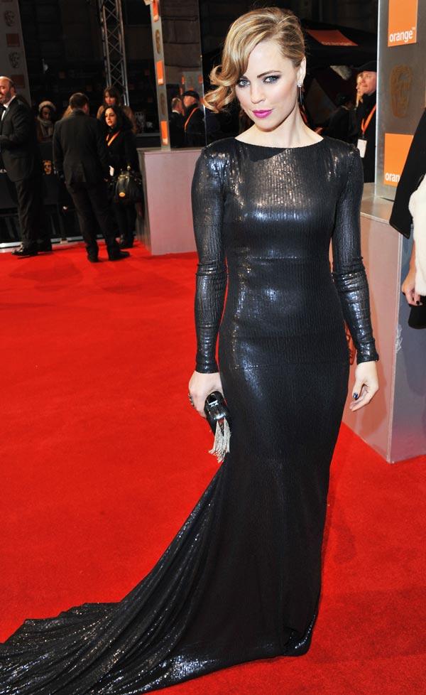 melissageorge Fashion Police: Dodela nagrada BAFTA 2012.