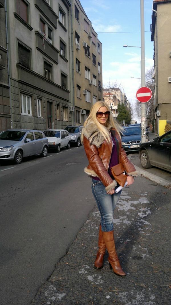 mina Street Style: Crnogorske modne blogerke