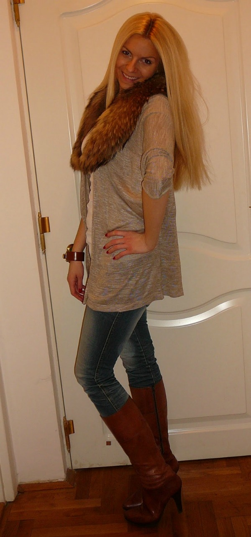 mina2 Street Style: Crnogorske modne blogerke