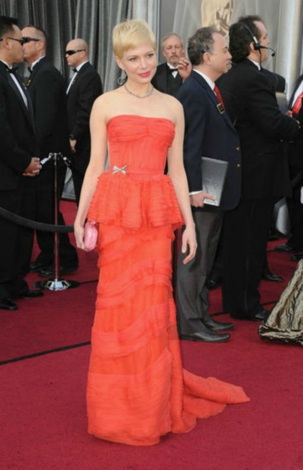 miselvilijams Fashion Police: Dodela Oskara 2012
