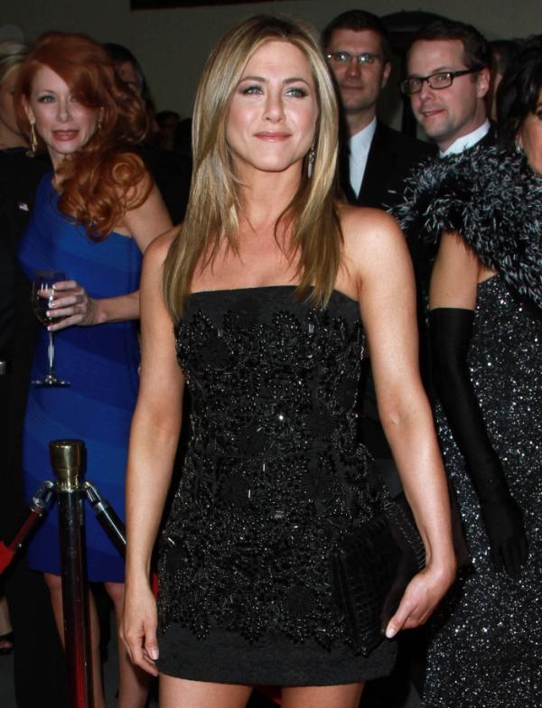 napeta Trach Up: Šta muči Jennifer Aniston?