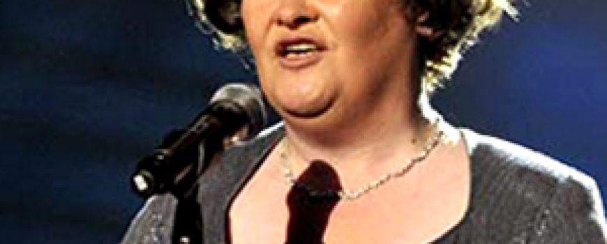 Glas Susan Boyle na kraljevskom festivalu