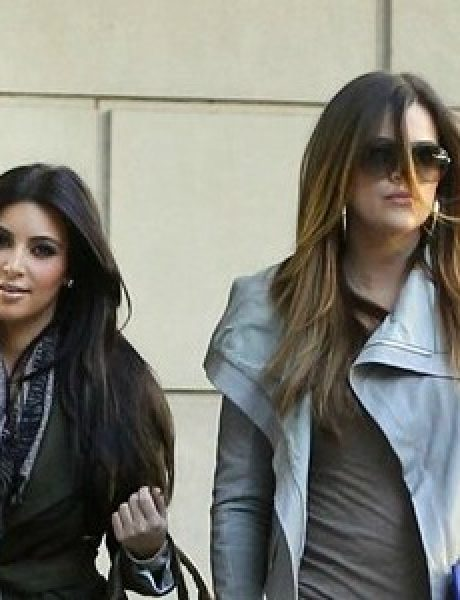Street Style: Khloé Kardashian