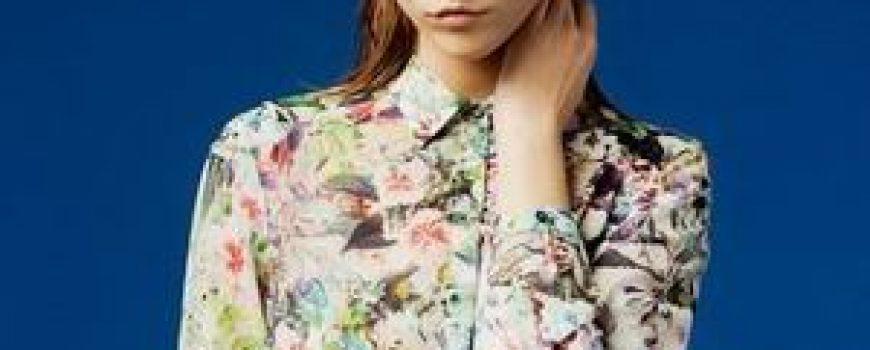 Zara: Eksplozivni cvetni printovi i pastelne boje
