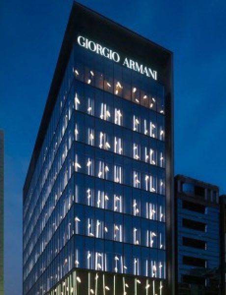 Giorgio Armani u Tokiju