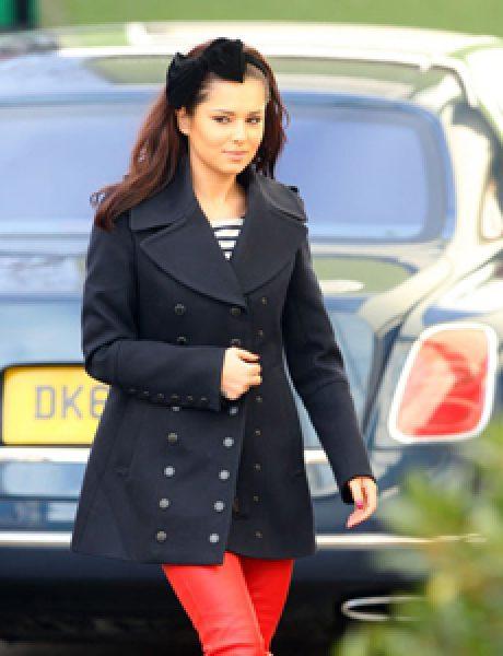 10 odevnih kombinacija: Cheryl Cole