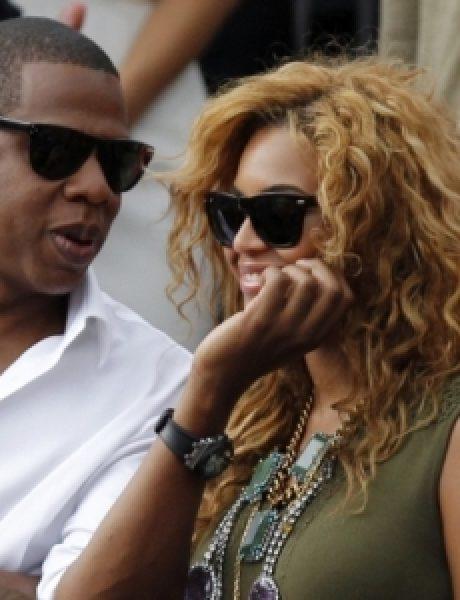 Trach Up: Novi potez gospodina i gospođe Beyoncé