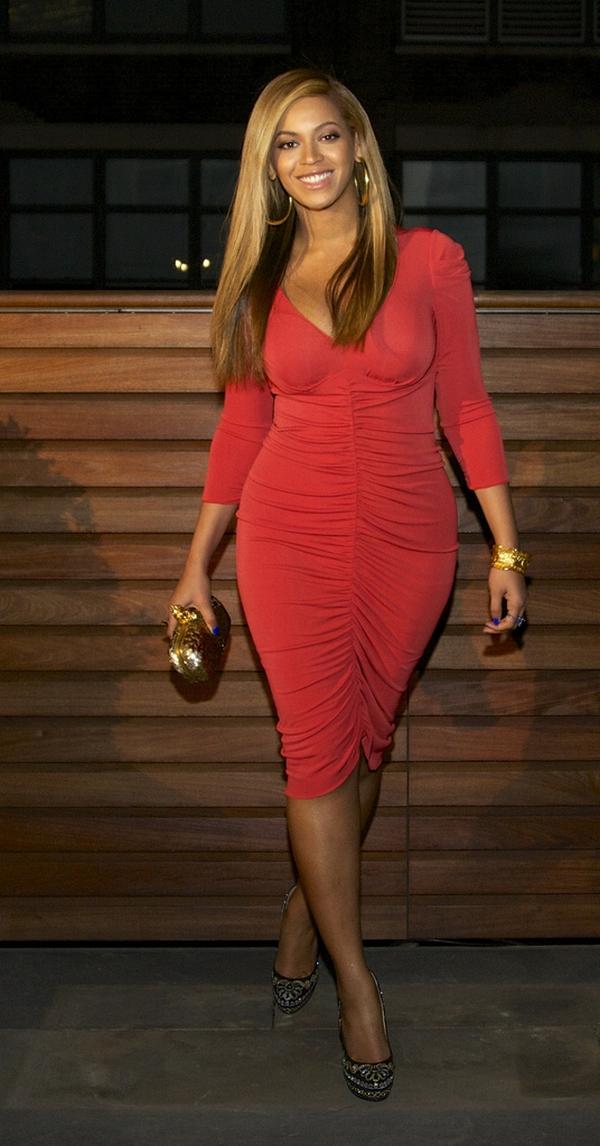 prvaslika Trach Up: Ukazala se Beyoncé