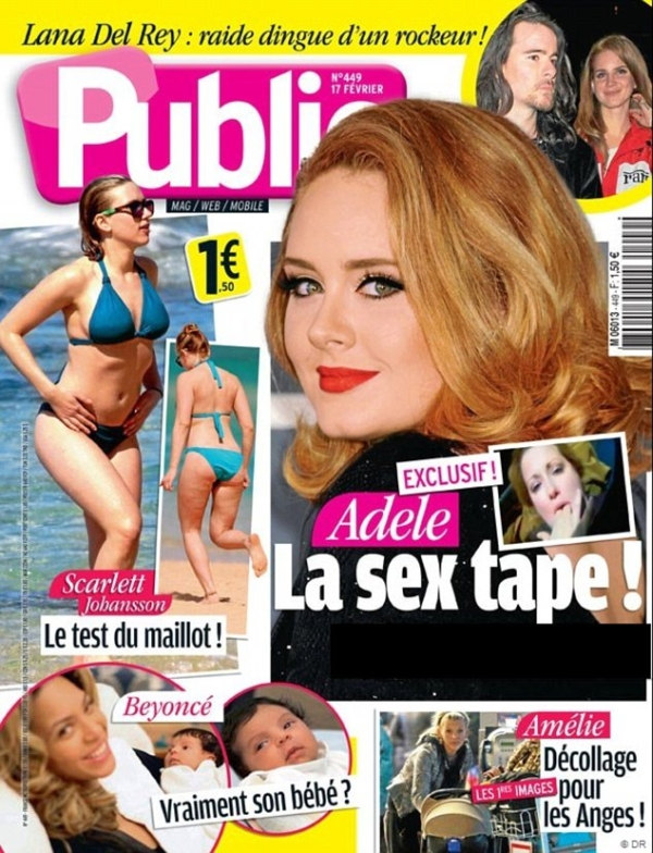 sex Trach Up: Adele, laži i video trake