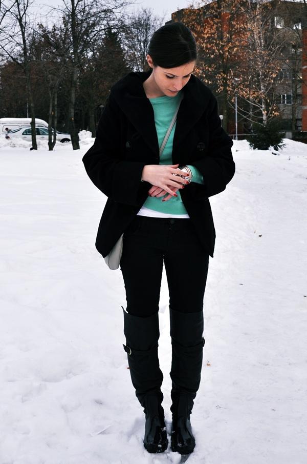 slika 148 Modni predlog Aleksandre Skorupan: Kombinacija za prolećnu šetnju