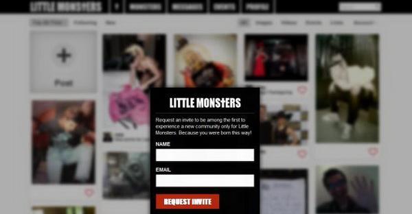 slika 210 Lady Gaga pokreće sopstvenu socijalnu mrežu