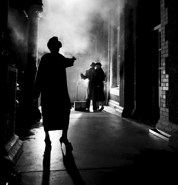 slika 319 Noir kao nadahnuće modi