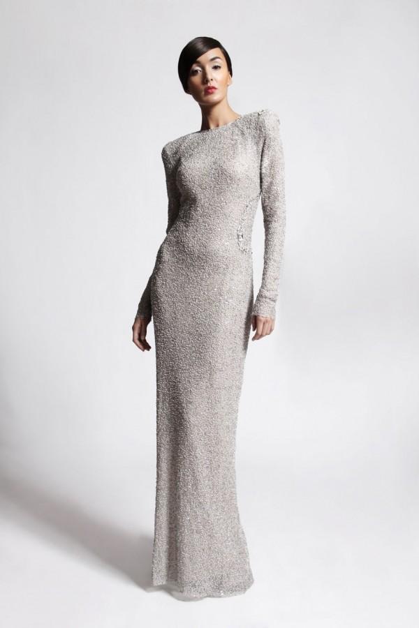 slika 512 Philip Armstrong: Kolekcija večernjih i koktel haljina