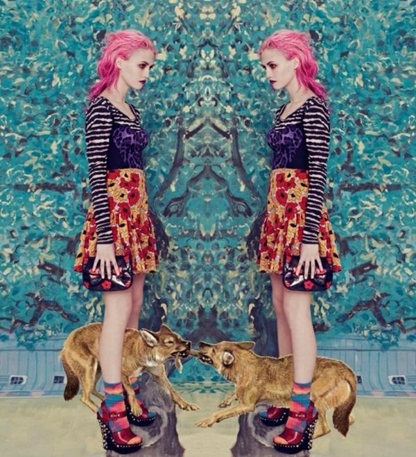 slika 521 Tipovi modne fotografije