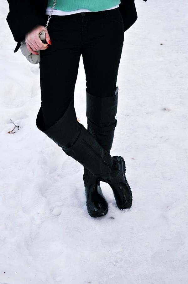 slika 522 Modni predlog Aleksandre Skorupan: Kombinacija za prolećnu šetnju