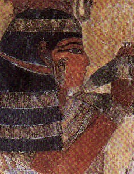 Erotika u vreme faraona