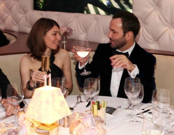 sofiacoppolatomford Vanity Fair Oscar Party 2012