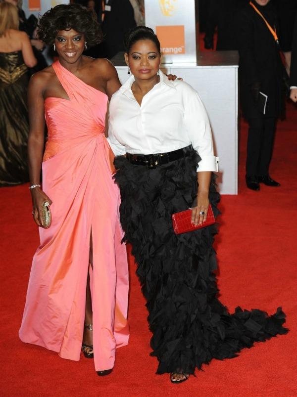 spencer Fashion Police: Dodela nagrada BAFTA 2012.