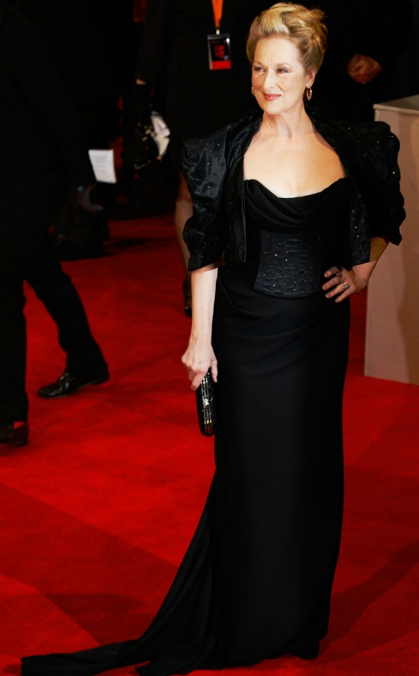 streep Fashion Police: Dodela nagrada BAFTA 2012.