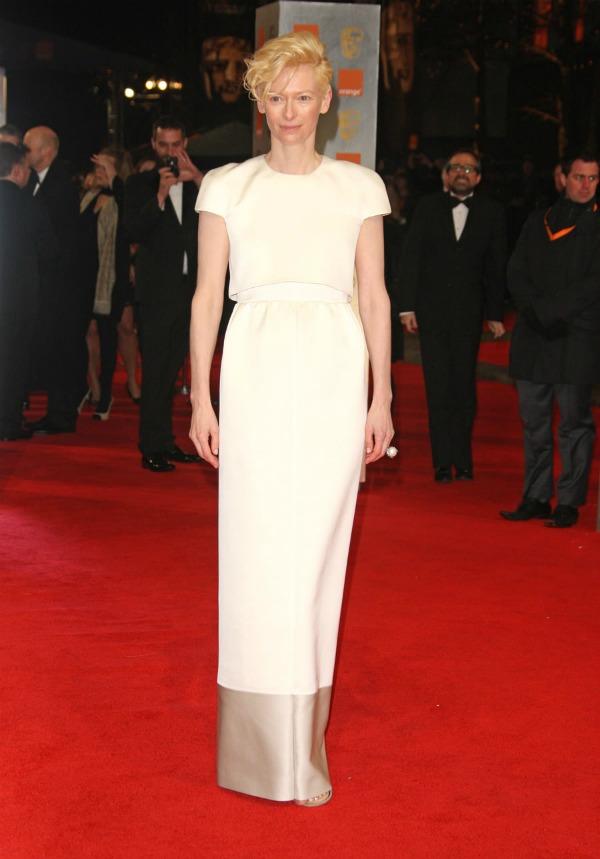 swinton Fashion Police: Dodela nagrada BAFTA 2012.