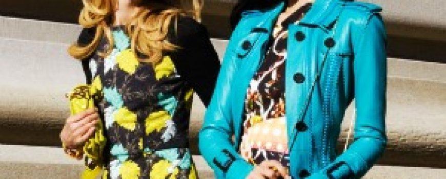 Modni zalogaji: Vesele devedesete ponovo kucaju na vrata mode