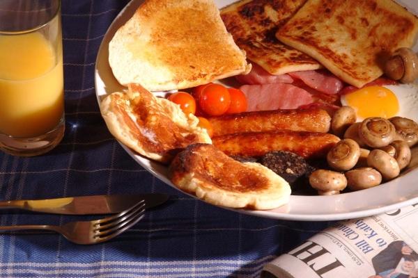 ulster fry Klopajmo na ulici: Doručak u Irskoj