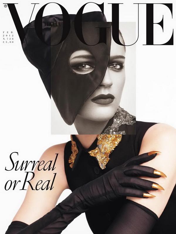 vogue La Moda Italiana: Mala doza inspiracije