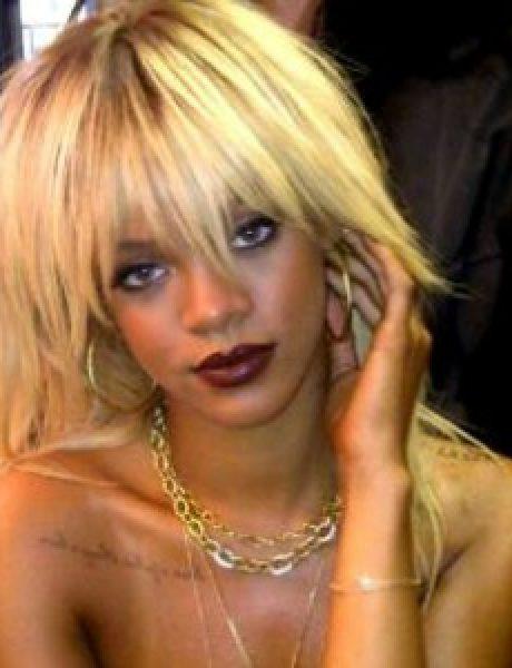 Trach Up: Rihanna se…