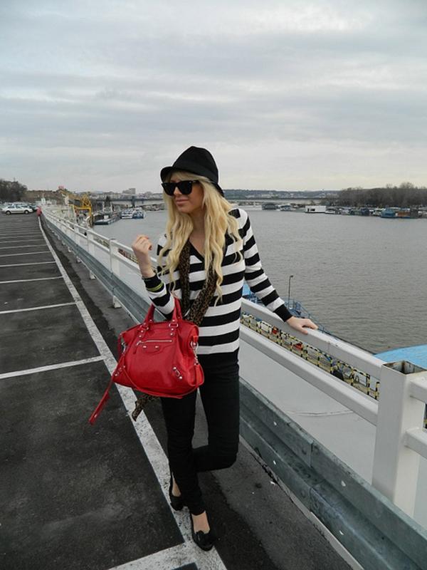 zorana 1 Modne blogerke: Februarska idila