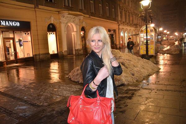 zorana 2 Modne blogerke: Februarska idila