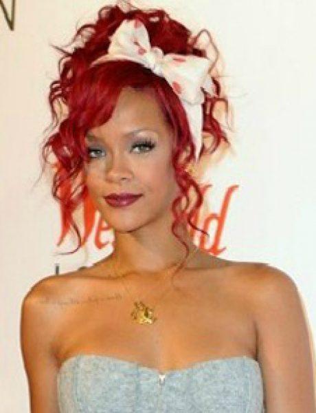 10 odevnih kombinacija: Rihanna