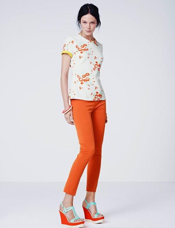 1010 H&M: Jarke boje, retro i orijentalni printovi