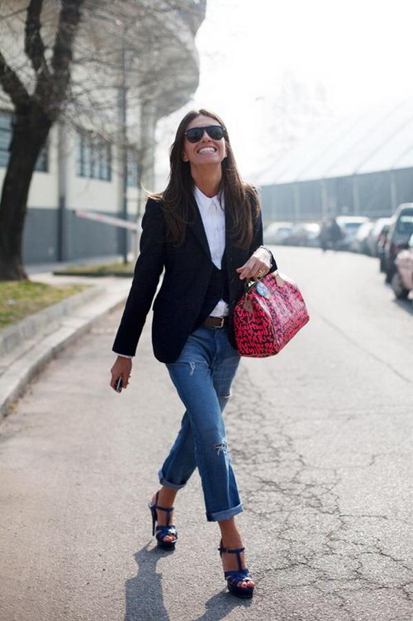 104 La Moda Italiana: Street Style inspiracija