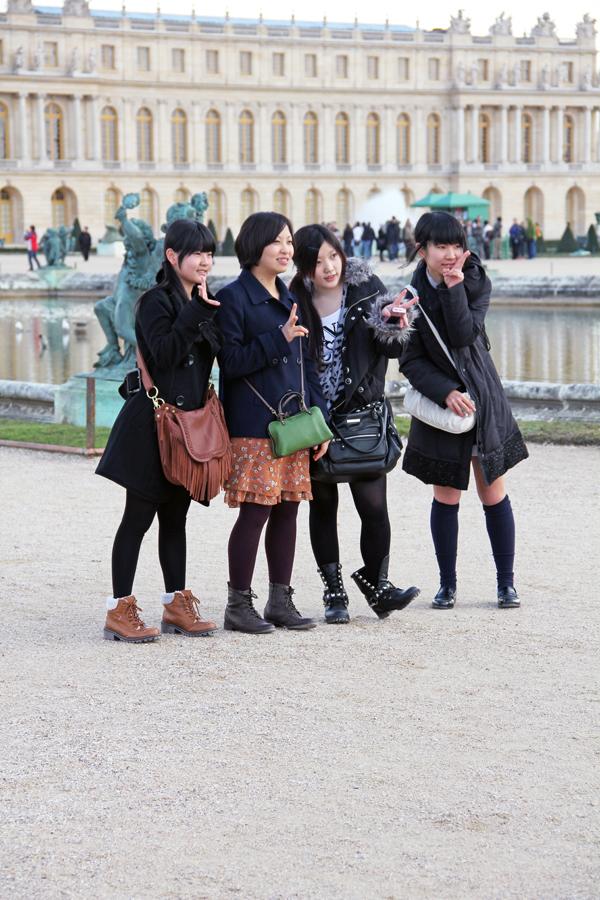 107 Street Style: Šetajući Parizom (1. deo)