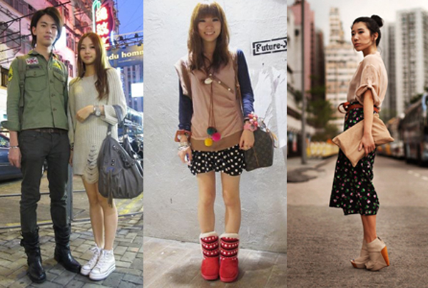 148 Hungry for fashion… Let Hong Kong fill your appetite!