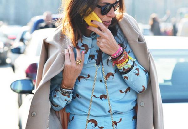 150 La Moda Italiana: Street Style inspiracija