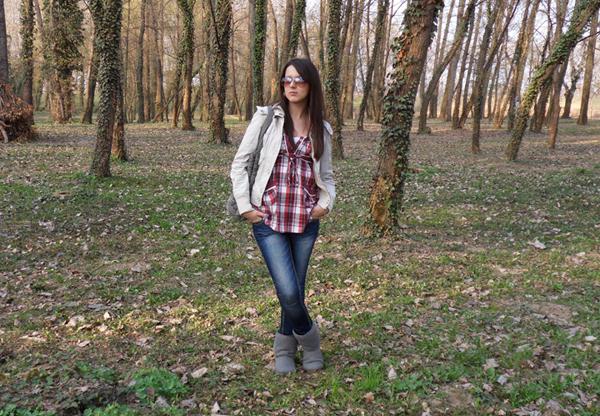185 Modni blogovi: Džins i kožne jakne