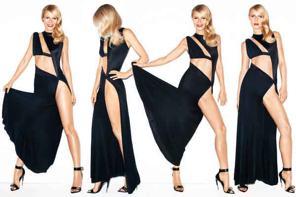 """1b """"Harpers Bazaar US"""": Elegantna Gwyneth Paltrow"""