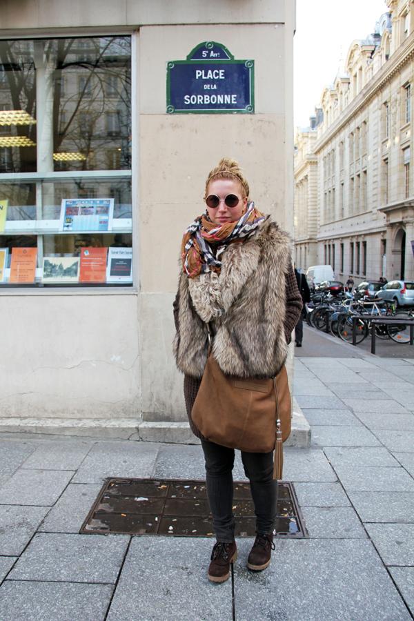 255 Street Style: Šetajući Parizom (1. deo)