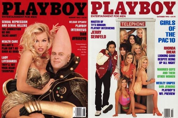 334 Bruno Mars na naslovnoj strani magazina Playboy