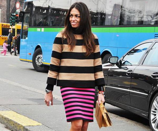 340 La Moda Italiana: Street Style inspiracija