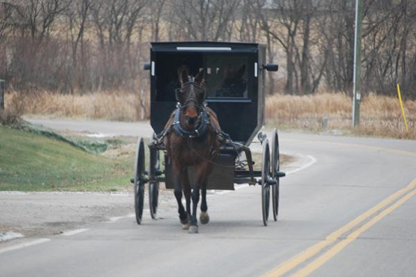 346 U zemlji Amiša i kukuruznih polja