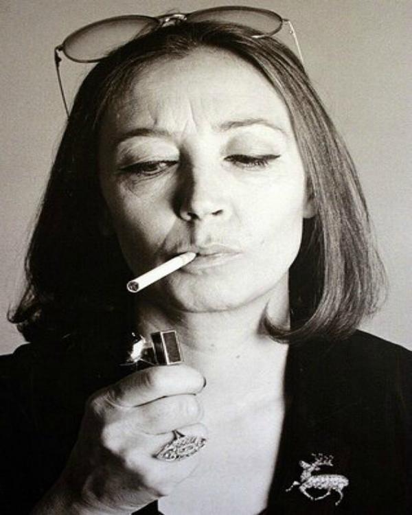 364 Oriana Fallaci: Više od novinara