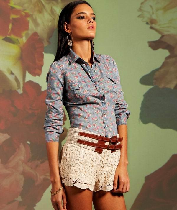37 Stradivarius: Cvetni printovi, čipka i pastelne boje