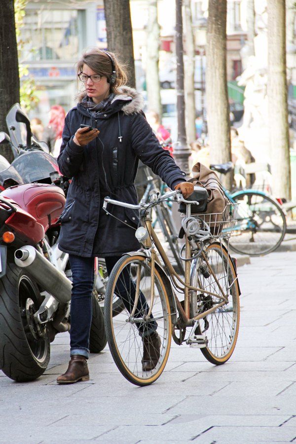 445 Street Style: Šetajući Parizom (1. deo)