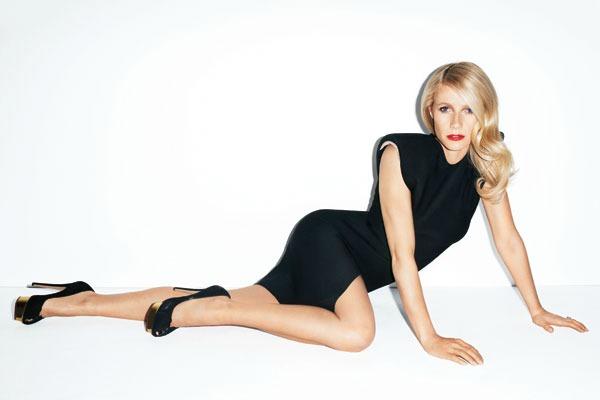 """49 """"Harpers Bazaar US"""": Elegantna Gwyneth Paltrow"""