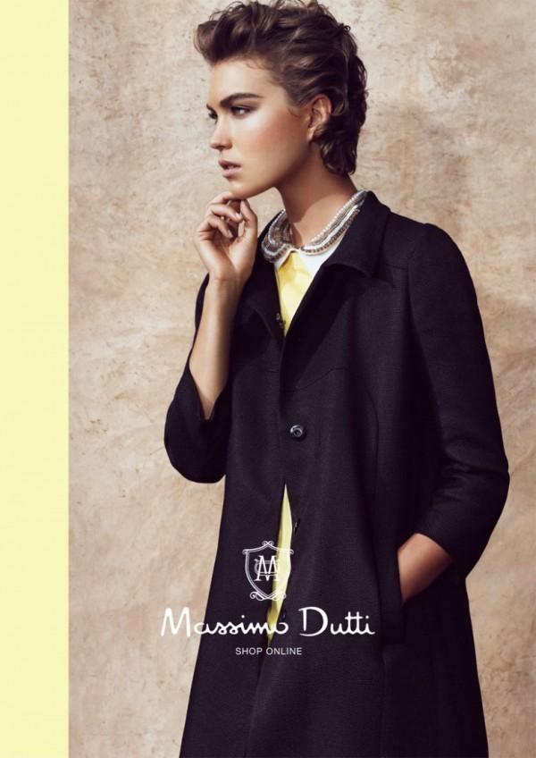 515 Massimo Dutti: Arizona Muse je muza